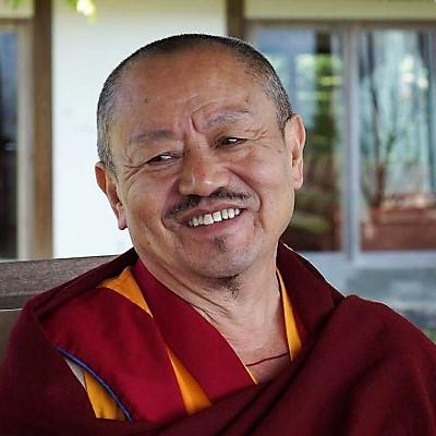 Khenchen Tsewang Gyatso Rinpoche